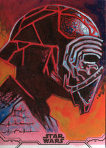 Topps Card Kylo