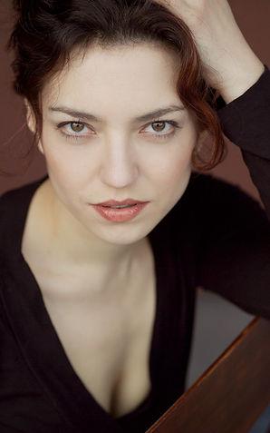 Schauspielerin Natascha Clasing
