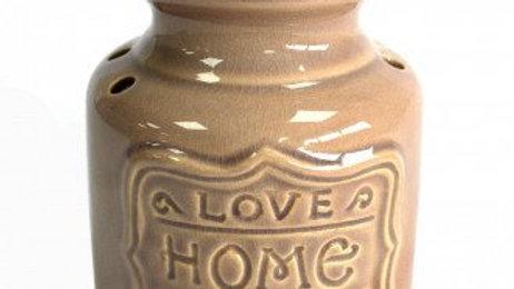 Large Love Home Sweet Home oil Burner