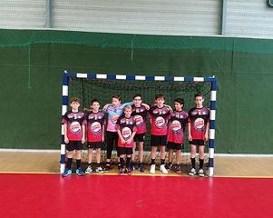 US Sainte-Maure -Handball - Club - Equipes - -15 InterDep