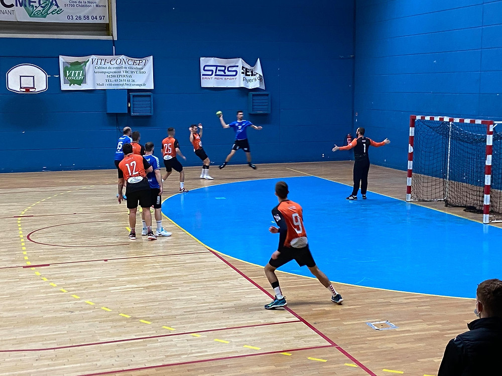 US Sainte-Maure Handball - Résultats du week-end