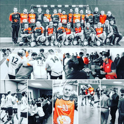 US Sainte-Maure Handball - Accueil esprit club