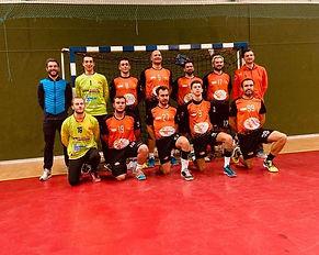 US Sainte-Maure -Handball - Club - Equipes - Honneur regio