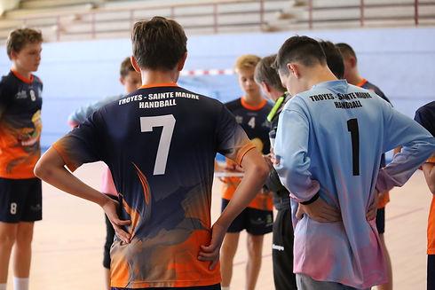 US Sainte-Maure Handball - Club - Formation - Entente ETAC Handball