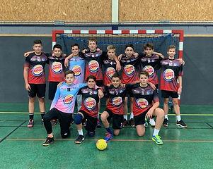 US Sainte-Maure -Handball - Club - Equipes - -15 Region