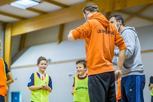 US Sainte-Maure Handball - FORMATION - Equipes