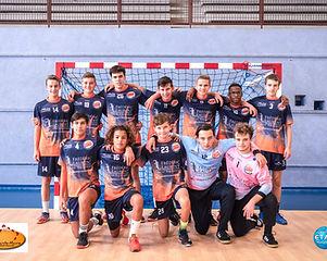 US Sainte-Maure Handball Masculin - Entente ETAC - -18 REGION