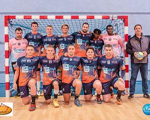 US Sainte-Maure Handball entente ETAC Excellence Région