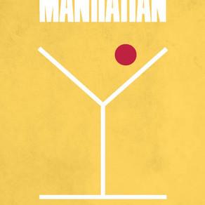 Manhattan cocktail & Manhattan
