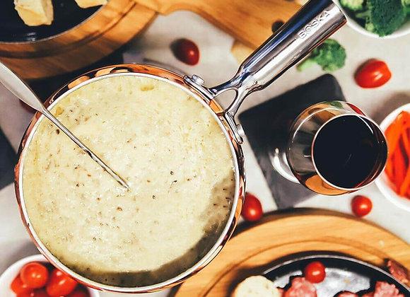 Préparation pour fondue  Savoyarde 250g 1 ration