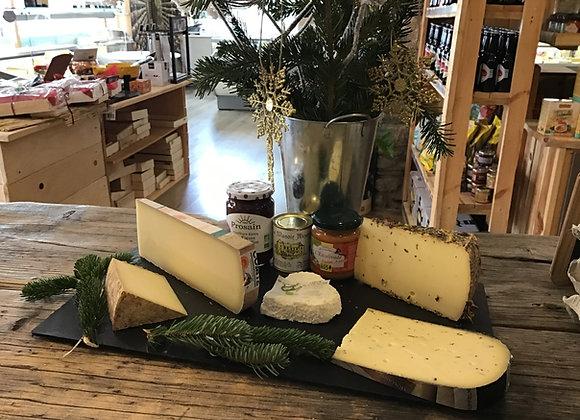 plateaux de fromage en bouts