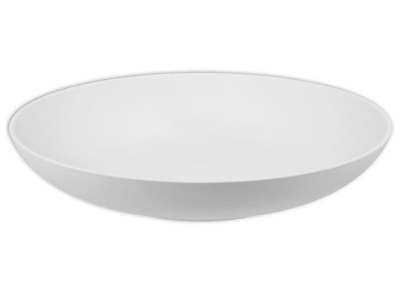 Round Coupe Pasta Platter