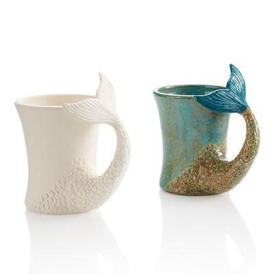 Mermaid Tail Mug Gare