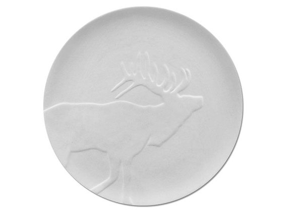 Coupe Elk Plate