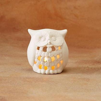 Owl Lantern Votive
