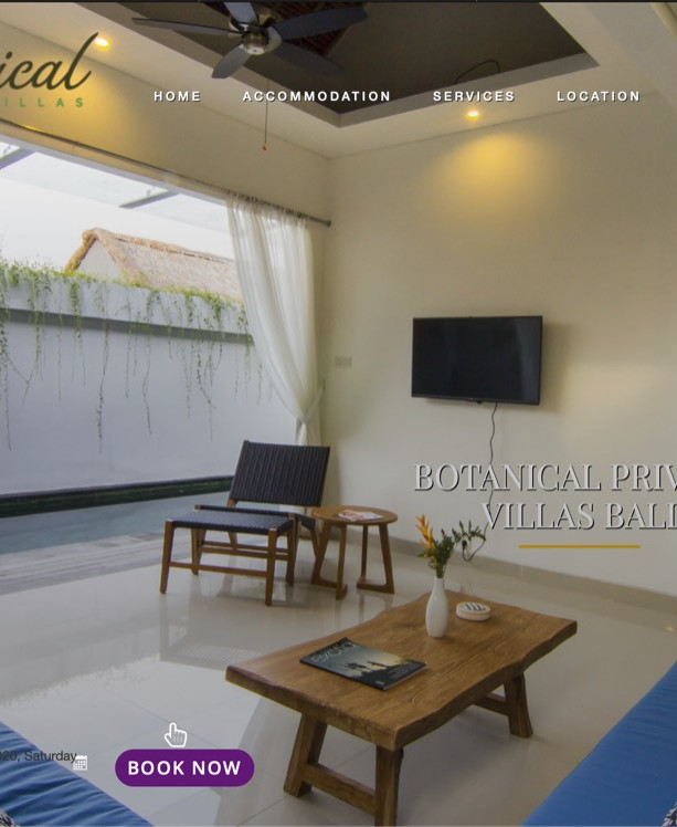 Botanical Private Villas Bali