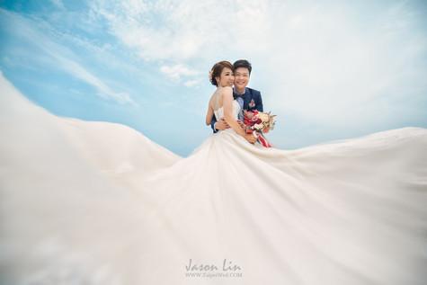 【囍】Jasper & Joy 自主婚紗搶先版 @台北