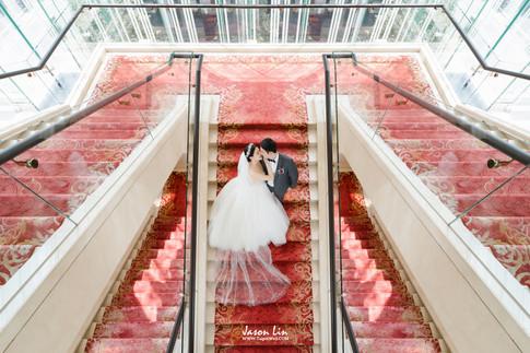 【囍】Peter & Jenny 婚禮紀實@大倉久和