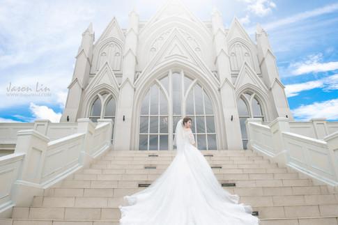 【囍】Edward & Ellie 婚禮紀實 @翡麗詩莊園