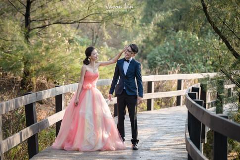 【囍】Mike & Xini 自主婚紗搶先版 @台北