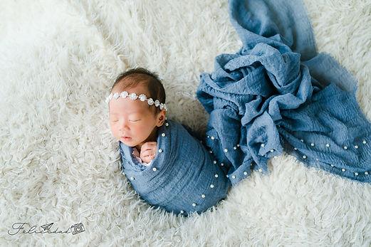 新生兒寫真-全包裹型