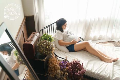 【孕】Avon 孕婦寫真 @台北