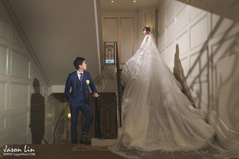 【囍】Ivan & Una 婚禮紀實 @翡麗詩莊園