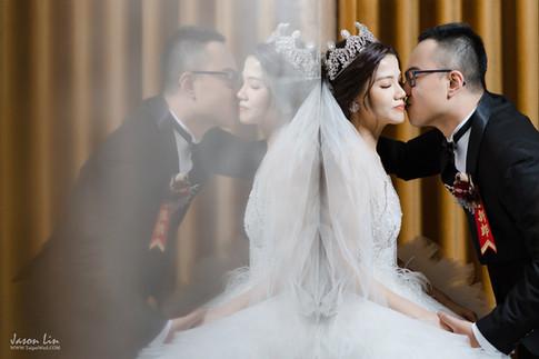【囍】宗翰 & 惟方 婚禮紀實@新莊頤品