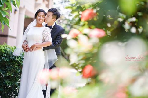 【囍】Ernie & Leslie 婚禮紀實 @維多麗亞酒店