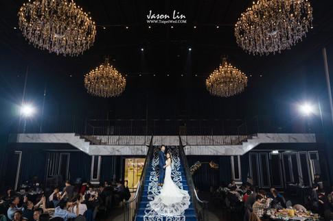 【囍】錦州&雅儀 婚禮紀實@皇家薇庭