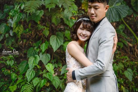 【囍】Vincent & Emily 輕婚紗旅拍 @台北