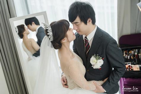 【囍】Weilin & Carol 婚禮紀實@新板希爾頓