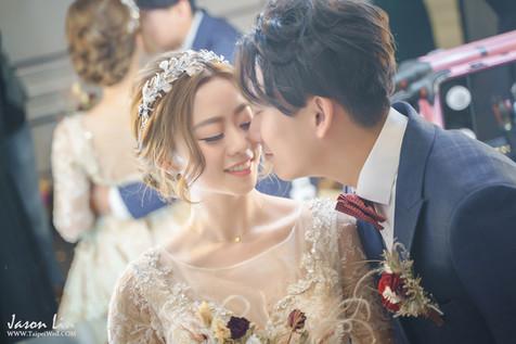 【囍】Jack & Alisa 婚禮紀實@八德彭園