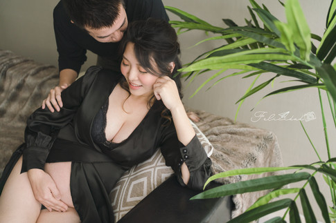 【孕】沛吟 孕婦寫真@台北