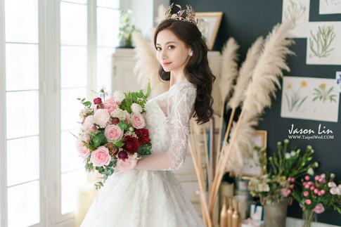 【囍】永達 & 思妤 自主婚紗 @台北