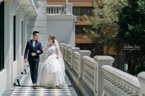 【囍】Andy & Ashley 婚禮紀實@翡麗詩莊園