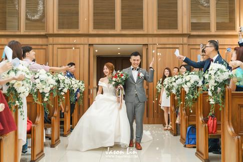 【囍】Bai & Ting 婚禮紀實 @翡麗詩莊園