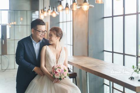 【囍】Kelvin & Sharon 下午茶派對婚禮 @MAK7