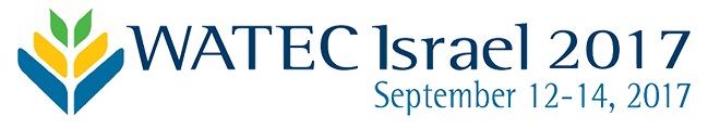 WATEC 2017 - 12-14/09/2017 - Tel Aviv Convention Center
