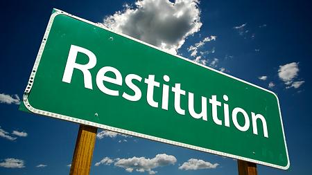 Visuel de la restitution