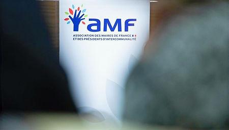 Identité visuelle de l'Association des Maires de France