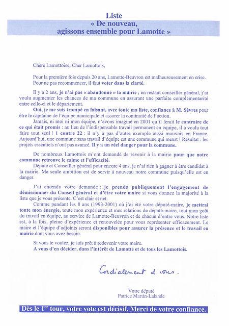 Tract municipales 2003 recto
