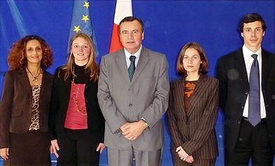 L'équipe parlementaire de 2007 à 2017