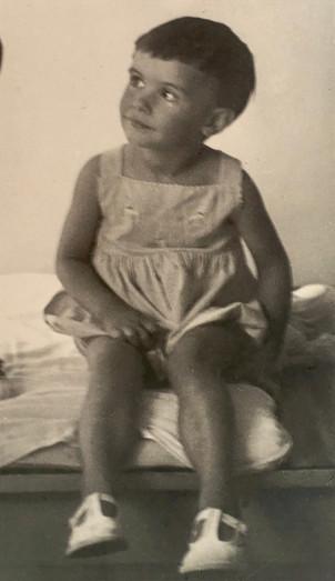 Patrice Martin-Lalande enfant