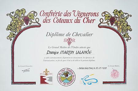 La confrérie viticole la plus active et conviviale, sous la conduite de son infatigable Grand-Maitre, Jacky Poidevin
