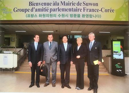 Des relations renforcées avec la Corée du Sud