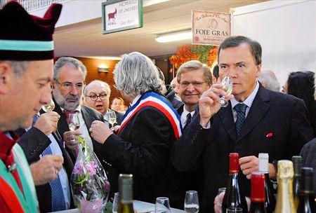 Dégustation aux Journées gastronomiques de Sologne à Romorantin-Lanthenay