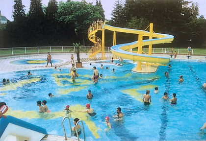 La piscine ludique de Lamotte-Beuvron