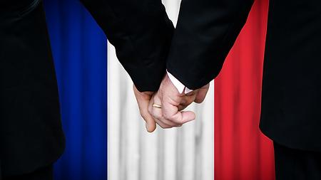 Mariage homosexuel en France