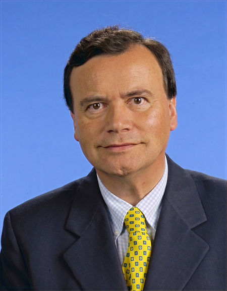 Portrait de Patrice Martin-Lalande (2009)